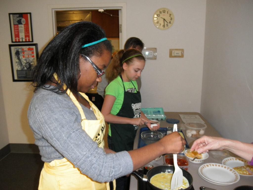 Smart Chefs Cooking Class
