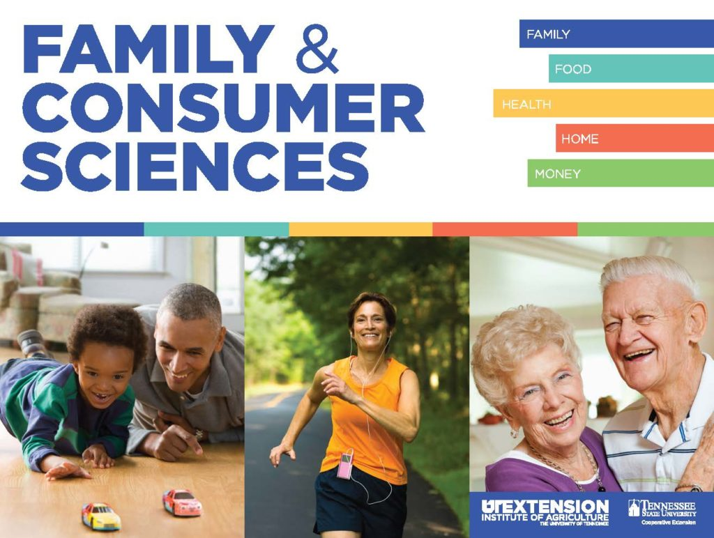 Family and Consumer Sciences poster