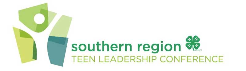 Southern Region Teen Leadership Conference Banner